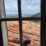 Chambre 1, vy över Cannes och Rivieran